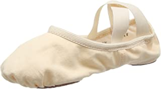 So danca 女式 SD 16及踝绑带芭蕾平底鞋