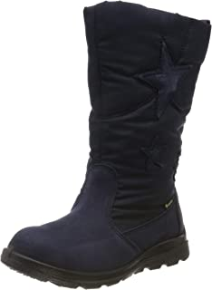 ECCO 爱步 Janni 女童高帮靴