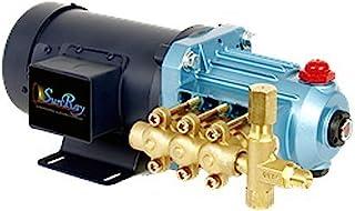 SAVIOR Sunray SOLFLO-SIJ 2.4-900P-180 BT 刷式泵