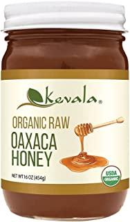 Kevala生瓦哈卡蜂蜜,约473毫升。