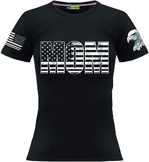Military Mom 女式衬衫,**母亲 T 恤