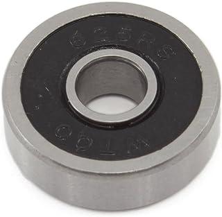 625-2RS 轴承;轻负载,深沟槽,双橡胶密封;1655 (多件装) 每包10条 RS-625-2RS-10 10