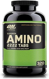 Optimum Nutrition 欧普特蒙 优质氨基酸 320片