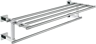 Grohe 40512001;Essentials Cube 毛巾架,银色