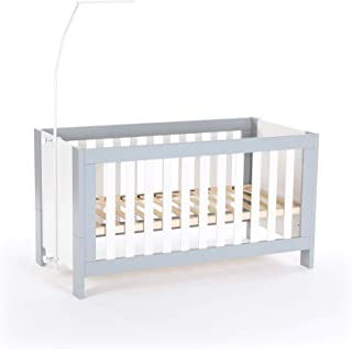 babybay 婴儿床天幕杆 白色