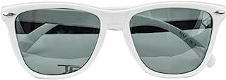 BabyBanz BANZ: Beach Comber: 儿童太阳眼镜 白色 适合4-10岁儿童