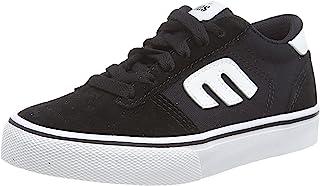 Etnies 男童 Calli-Vulc 滑板鞋