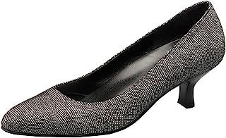 [萨克森水手] 浅口鞋 鞋跟5cm 足围E