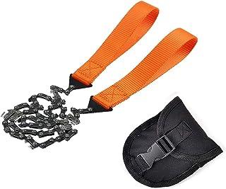 KILLIAN'S Store 野营手链锯便携式口袋野营工具链锯紧急锯