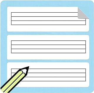 大型 Tablature Fingering 贴纸 适用于低音、尤克里里里和曼陀林(75 包)