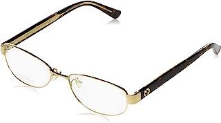 GUCCI 古驰 眼镜 伊达眼镜 0129OJ 002 亚洲人适用 女款 0129OJ-002 日本 58,15,145 (FREE サイズ) [平行进口商品]