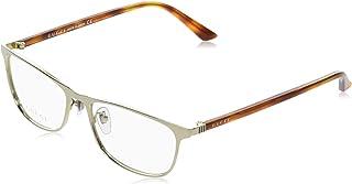 GUCCI 古驰 眼镜 伊达眼镜 0133OJ 004 亚洲人适用 0133OJ-004 日本 58,15,145 (FREE サイズ) [平行进口商品]