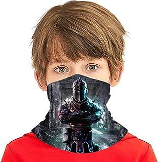 流行游戏 儿童 颈套 脸套 男孩 女孩 头巾 嘴巴 巴拉克拉夫 头带