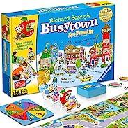 Wonder Forge Richard Scarry(理查德·斯卡里)繁忙的小镇,Eye(埃伊)发现的有趣的学前桌游,适合3岁及以上男孩和女孩的幼儿游戏玩具