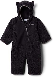 Columbia 哥伦比亚中性儿童外层聚羊毛狐狸婴儿羊羔绒睡衣