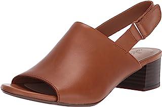 Clarks 女士 Elisa Lyndsey 高跟凉鞋