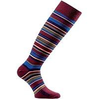 eurosocks 女式雪地 Chill Lifestyle , TEQUILA 图案袜子,创造自己的外观,短袜 AN…