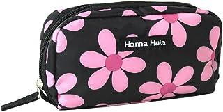 Hanna Hula 宠物 迷你小袋 带口袋 轻量 复古花粉色 宽17×长9×宽5cm 61g
