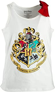Bioworld Hogwarts 背心哈利波特衬衫霍格沃茨服装哈利波特背心