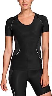 Skins 女式 A400 短袖上衣