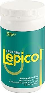 Lepicol 原创 3 合 1 * – 含洋车前子壳、菊粉和 5 种活* – 350 克粉末