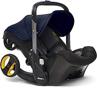 Doona 婴儿汽车座椅和闩锁底座 – 汽车*座椅到婴儿车 – 皇家蓝 – 美国版