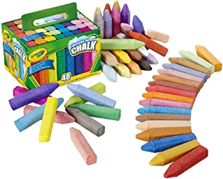 Crayola 绘儿乐 48色户外粉笔套装 51-2048