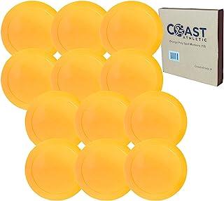 Coast Athletic Brands 聚光球位标(12 支装)| 多色橙色可选