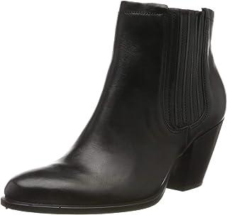 ECCO 爱步 女士 Shape 55 西部牛仔靴