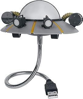 Paladone Rick&Morty-Ricks 太空飞船USB灯