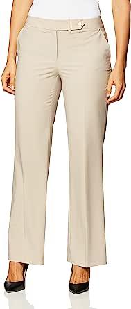 Calvin Klein 女士经典版型直筒西装裤
