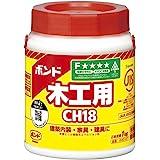 BOND 木工用 CH18 1千克(塑料罐) #40127