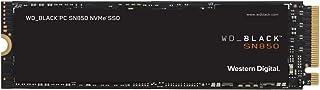 Western Digital WD Black 内置 SSD M.2-2280 NVMe PCI-E Gen4 SN850 游戏PC 1TB WDS100T1X0E-EC 【国内正规代理店商品】