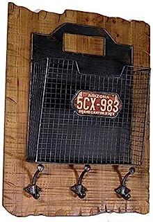 Vacchetti 5917720000 邮箱,木质,多色,中号