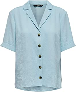 ONLY 女式衬衫 短袖