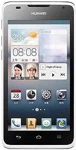 HUAWEI 华为 C8813 双核1.2GHz处理器 4.5英寸IPS屏 Android 4.1系统 3G智能手机(白色,电信版)