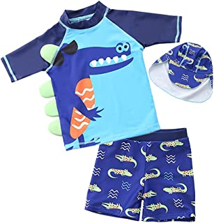 男婴两件套泳衣,幼儿泳装,沙滩泳衣,*服