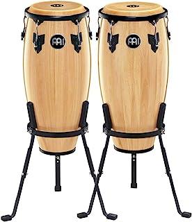 "MEINL Percussion 美奈尔 紧身衣套装 Headliner Series Conga Set (带支架) 【国内正品】HC555NT 10""/11"""