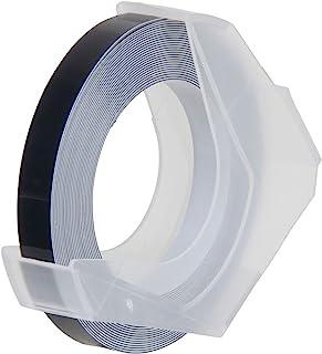 Mugen胶带 6毫米 黑色 10卷装 RM906B10