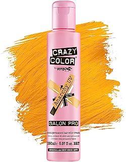 Crazy Color *剂 - 纯植物和无残忍的半永久*剂 - 用于预亮或金发的临时* - 无需过氧化物或显影剂(*)