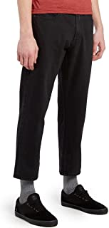 Obey 男式 Bender 90 年代套染水洗牛仔裤