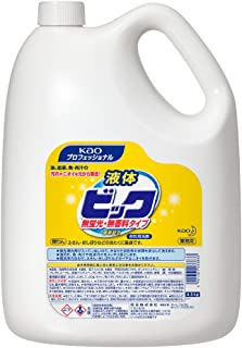 液体围栏 无荧光无香料型 4.5千克 (花王专业系列)