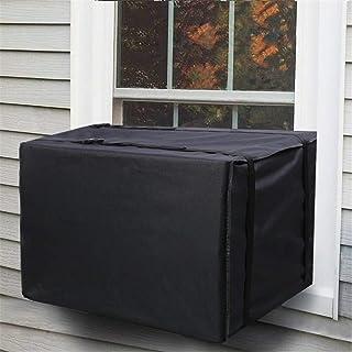 窗式空调罩适用于外部单元,窗式交流盖用于防冻、防尘防水(68.9 厘米宽 x 63.5 厘米深 x 48.2 厘米高)