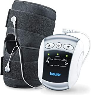 Beurer 2 合 1 电刺激牙胶装置,带膝盖和肘部通用袖口,刺激膝盖或肘部缓解*,无刺激**,EM34