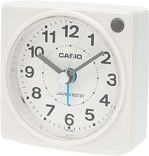 Casio 卡西欧 袖珍尺寸电波表 白色 TQ-750J-7JF