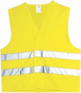 Mariner - 背心高能见度涤纶 * 重量 150 grM2 黄色