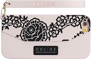 oblige 手机套适用于 iPhone 5/5S–别致 AVIO / fucsia _ P