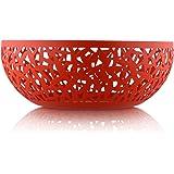Alessi | 仙人掌 MSA04/29 R - 设计水果碗,不锈钢和热塑性树脂