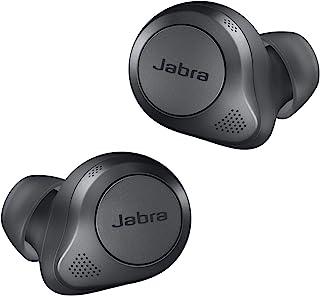 Jabra 完全无线耳机 主动降噪 Elite 85t 灰色 蓝牙5.1 [国内正品] 100-99190003-40-A