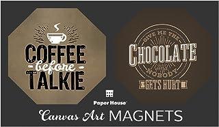 Paper House Productions Mcas-0004x Bon Appetite 磁铁帆布套装